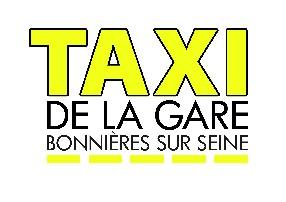 TAXI DE LA GARE BONNIERES SUR SEINE Freneuse
