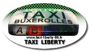 taxi liberty 86 Buxerolles