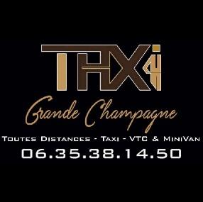 Taxi Grande Champagne Cognac