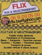 FLIX TAXI & SELECTRANSPORT  Flixecourt