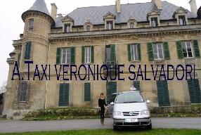 logo A.Taxi Véronique Salvadori