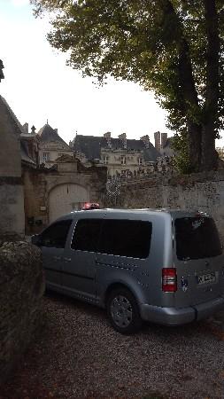 Taxi pour tous Cuise la Motte